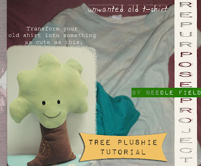 plush pattern tree