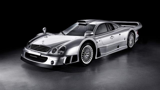 Mercedes-Benz CLK GTR 2005