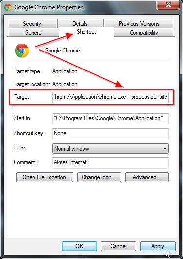 Cara Agar Google Chrome Tidak Menghabiskan banyak RAM