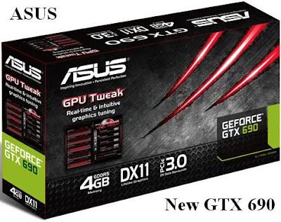 Asus GTX 690