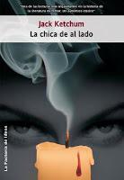 """Título del libro """"La chica de al lado"""", de Jack Ketchum"""