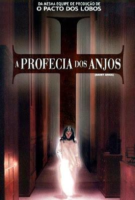 Filme Poster A Profecia dos Anjos  DVDRip XviD & RMVB Dublado