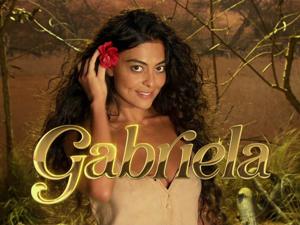 Novela Gabriela 2012