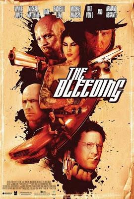 The Bleeding, 2011, Movie, poster