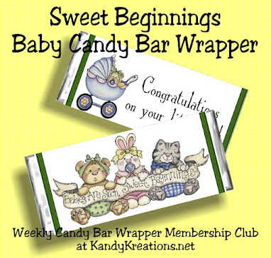 Candy Wrapper Membership Club