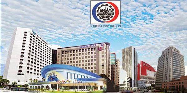 Jawatan Kerja Kosong Johor Corporation (JCorp) logo www.ohjob.info februari 2015