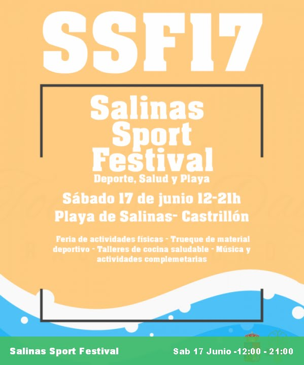 SALINAS SPORT FESTIVAL (SSF17)