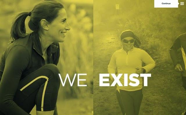 Inspiration by Iscomigoo Webdesign: Newton Running - Run Better, site internet