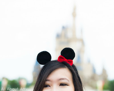 free crochet pattern minnie mouse ears headband