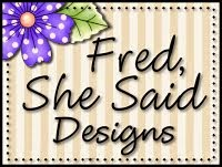 July's Sponsor Fred She Said