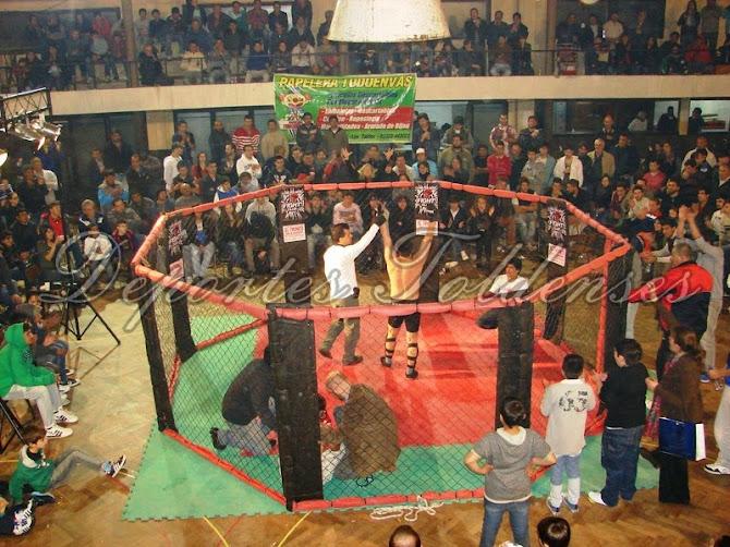MMA en Los Toldos