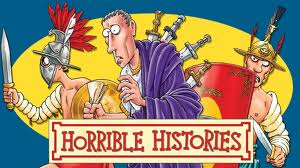 horrible history books