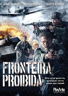 Fronteira.Proibida Fronteira Proibida   Dublado DVDRip AVI + RMVB