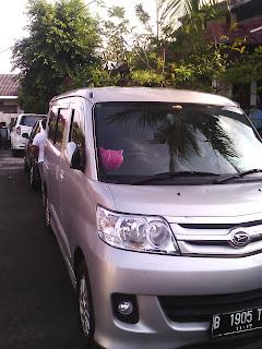 Rental Mobil Harian, Mingguan, Bulanan
