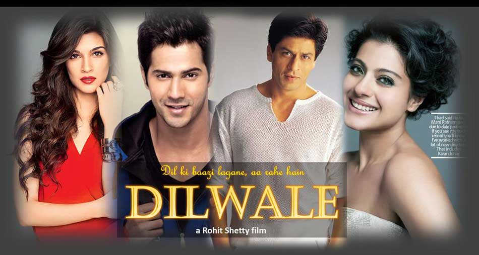 Dilwale (2015) Full HD Movie Download ~ TiPs FoR hAcK aNd HeLp