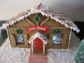 Gingerbread Bake Shop