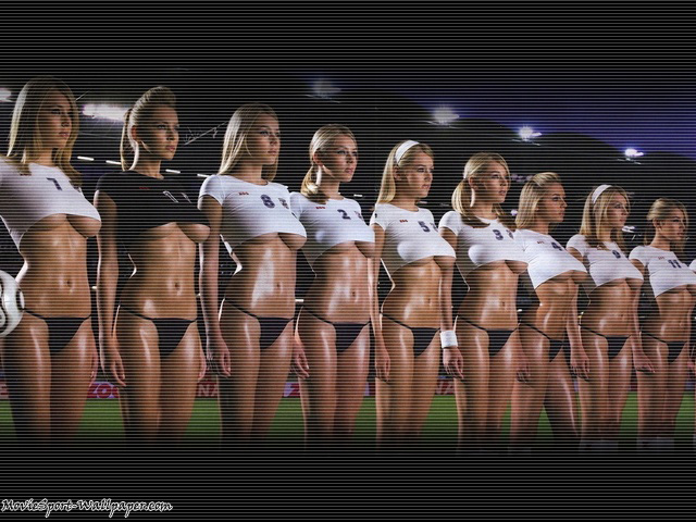 Free Download Soccer Girls Wallpaper