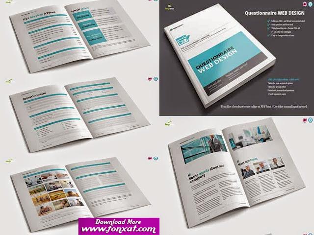 تصميمات مجلات التصميم رقم ( 24 ) magazine design