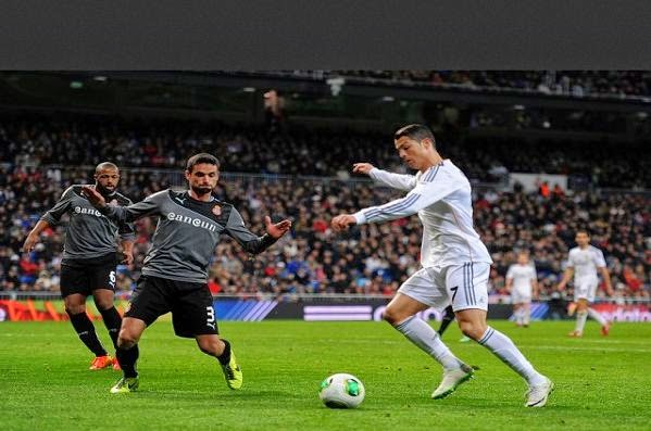 Cristiano Ronaldo targets Pichichi and the European Golden Shoe