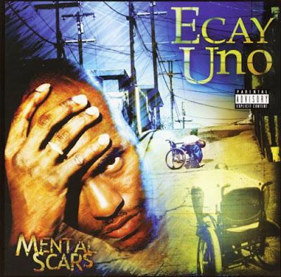 Ecay Uno – Mental Scars (CD) (2003) (320 kbps)
