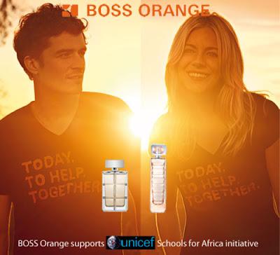Od 2007 marka BOSS jest partnerem UNICEF