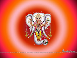laxmi ganesha background desktop hd
