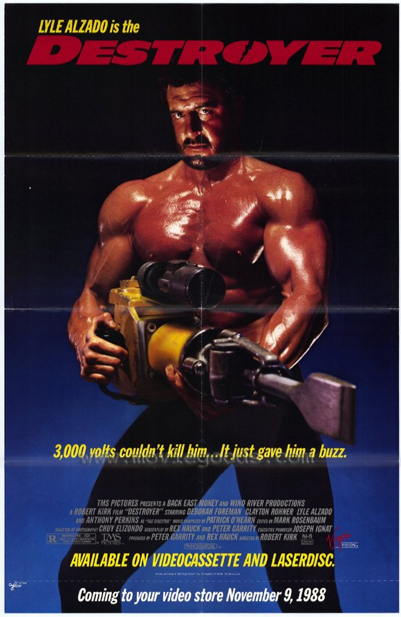 CULT MOVIES DOWNLOAD: DESTROYER (1988)