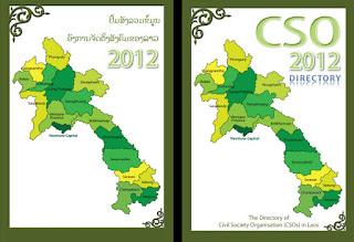 Lao Civil Society Organizations 2012 List Document (CSO 2012 Directory)