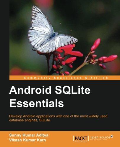 Android Sqlite Essentials