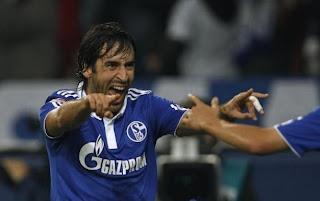 Resultado Schalke (0) Vs Manchester United (2)