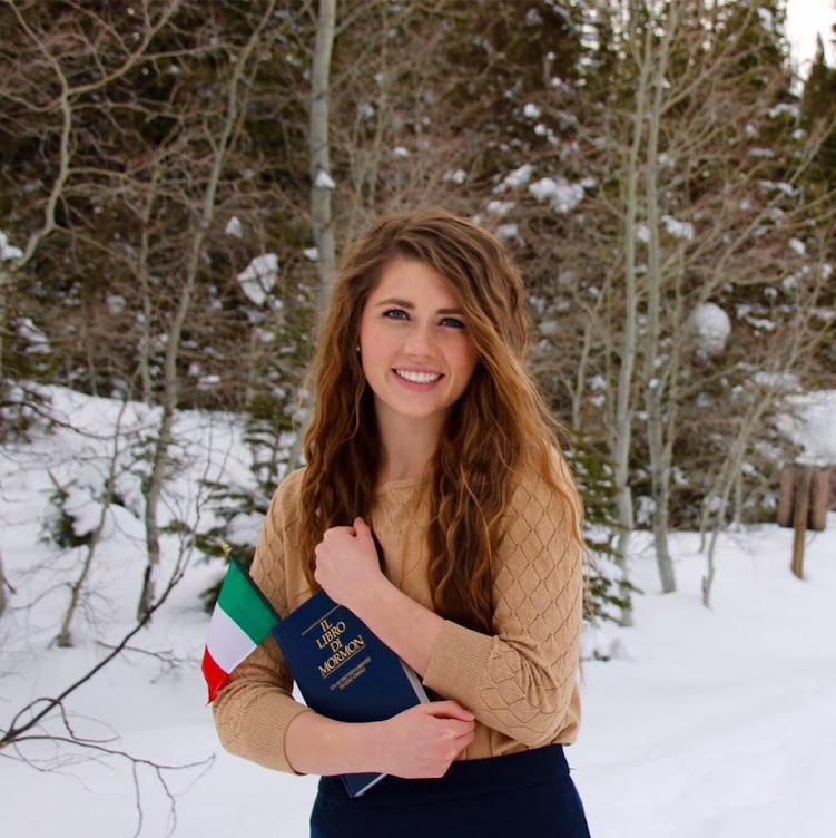 Sister Rebekah Anderson