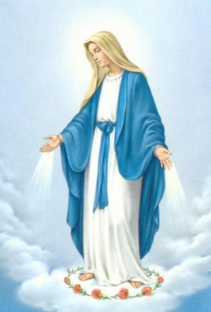 Nuestra madre, Medalla milagrosa