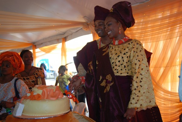 Bella naija weddings cake ideas and designs