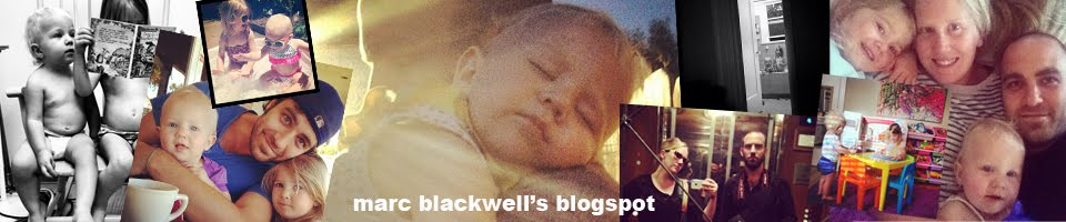 marc blackwell's blogspot