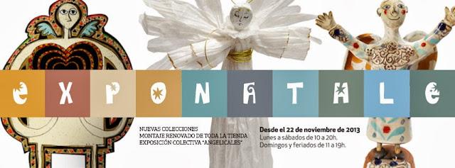 Dédalo - Exponatale 2013