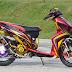Kumpulan Gambar Modifikasi Mio Road Race