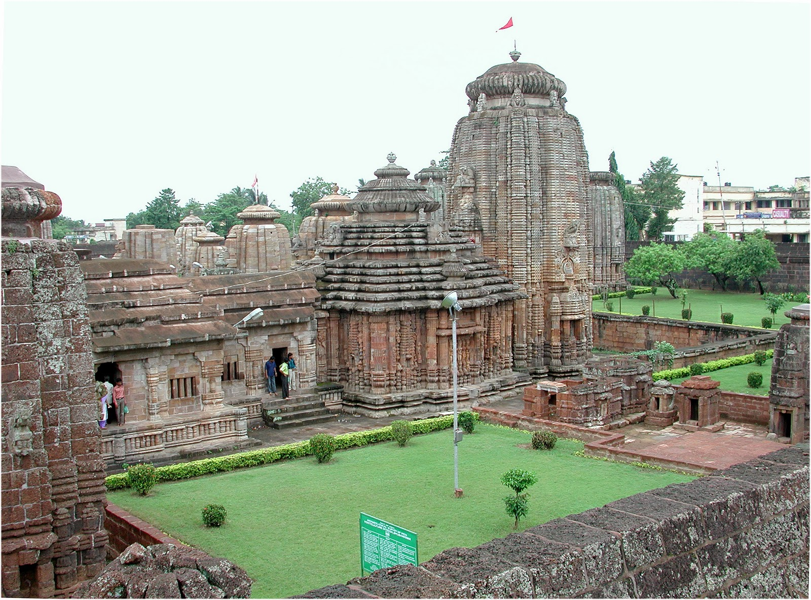 Lingaraja Temple Bhubaneshwar India