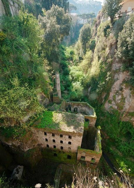 интересные места италии