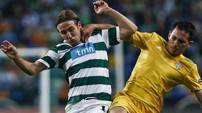 Sporting Lisbon 2 - 0 FC Vaslui (1)