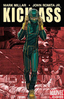 Kick-Ass graphic novel cover Mark Millar