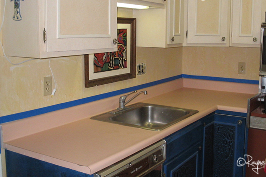 Can you paint formica kitchen countertops for Can you paint formica kitchen cabinets