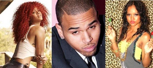Karrueche Tran And Rihanna Physical Fight Celebrity Gossip and E...