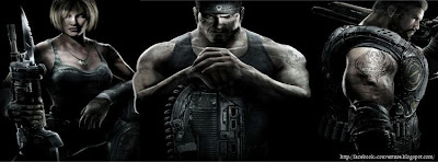Photot couverture facebook gears of war 3