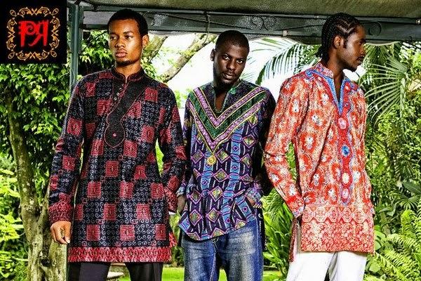 Amber Alert Nigerian Fashion