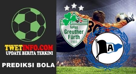 Prediksi Greuther Furth vs Arminia Bielefeld