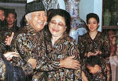 Gambar Presiden RI - Soeharto