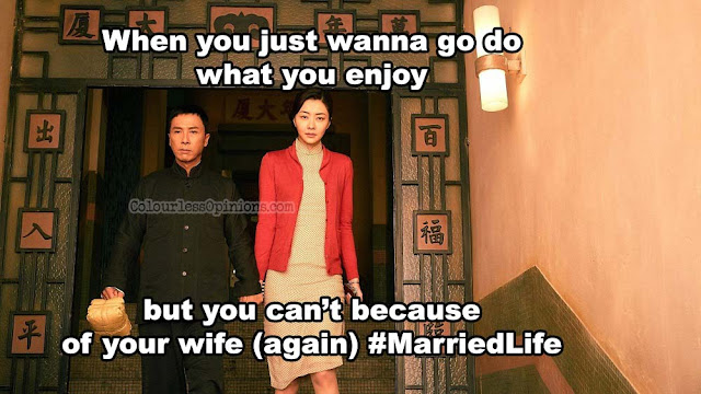 ip man 3 meme wife