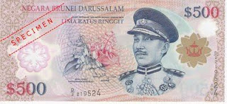 Brunei Dollar