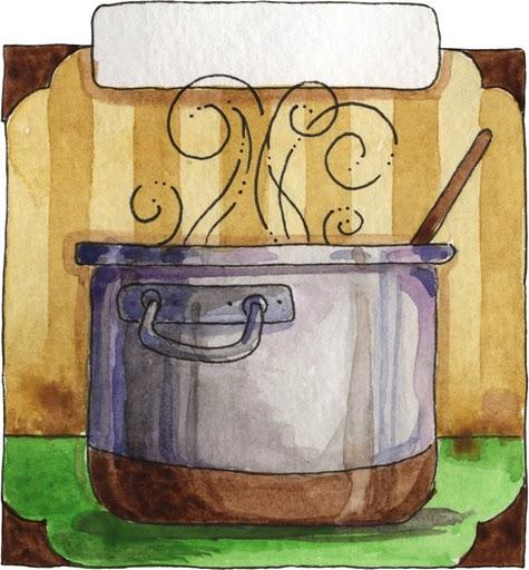 Dibujos de ollas para imprimir  Imagui