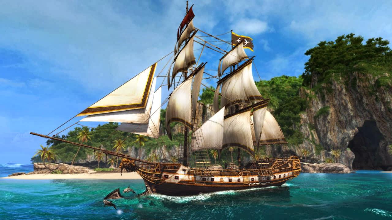 Jackdaw Ship  Assassins Creed IV Black Flag   IGN
